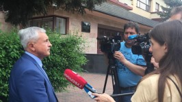 Уполномоченный по правам человека Игорь Чесницкий ответил на вопросы журналистов о возможных методах выражения позиции жителями Хабаровского края