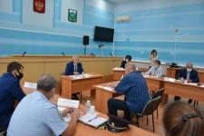 Хабаровский омбудсмен провел личный прием граждан в Вяземском районе