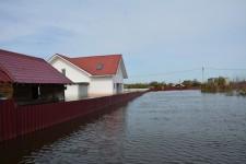 Уполномоченный посетил село Корсаково-2, пострадавшее от паводка
