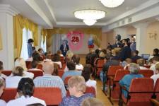 Уполномоченный по правам человека в Хабаровском крае принял участие в праздновании новоселья и 28-летия Хабаровского краевого центра психолого-педагогической, медицинской и социальной помощи
