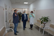 Хабаровский омбудсмен провел личный прием граждан в муниципальном районе имени Лазо