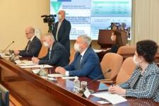 Уполномоченный выступил с докладом на расширенном заседании Правительства Хабаровского края