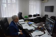Уполномоченный провел личный прием граждан, проживающих в Ульчском муниципальном районе, в онлайн-режиме