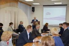 Уполномоченный по правам человека в Хабаровском крае принял участие в заседании Координационного совета Хабаровского регионального отделения Фонда социального страхования Российской Федерации