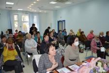 Состоялась информационная встреча Уполномоченного по правам человека с активистами Хабаровского регионального отделения Союза пенсионеров России