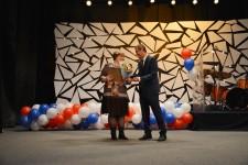 По поручению Игоря Чесницкого руководитель аппарата Уполномоченного принял участие в торжественном мероприятии, посвященном 95-летию со дня образования Всероссийского общества глухих